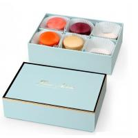 Personalized Printed Chocolate Packaging Boxes , Food Paper Drawer Box Manufactures