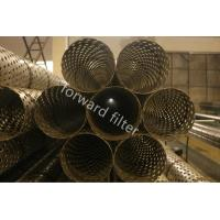 Heavy Oil Deep Water Wire Mesh Sand Screen Gravel Packing High-Rate Water Packs Manufactures