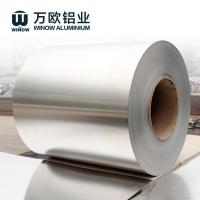 5052 6061 Hot Rolled Aluminum Sheet Coil 0.2 - 6.0mm Thickness For Construction Manufactures