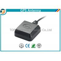 Inside Or Outside Car GPS Antenna , 28 Dbi Directional GPS Antenna Manufactures