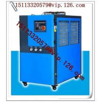 China Two Fans Air Cooling Chiller / IndustrialAir Cooled Water Chiller on sale
