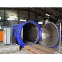 Composite curing autoclave with world class engineering and unique system design Manufactures