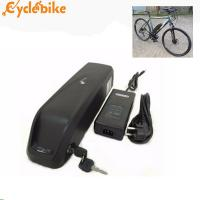 48v 10.4ah Hailong Electric Bike Battery And 2A Charger 18 Months Warranty Manufactures