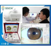 Quality 2.0M Pixels PC Skin / Hair Iriscope Iridology Camera , Detector Skin Scope High Accuracy for sale