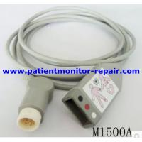 ECG Patient Trunk Cable AAMI M1500A  Matching Layer Motor And Circuit Noise Manufactures