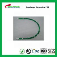 Circuit Board Fabrication Double Sided PCB Board Making Securit And Protection With 2L FR4 Manufactures