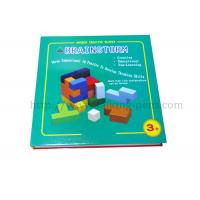 3D Intelligent Wooden Blocks Childrens Educational Toys For Thinking Skills Development Manufactures