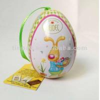 easter eggs tin box,metal easter eggs,tin box for easter promotion,holiday promotional gifts Manufactures