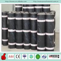 2mm 3mm thickness ISO SBS modified bitumen waterproof membrane Manufactures