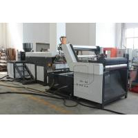 Horizontal Type Plastic Flat Yarn Making Machine , Rope Maker Machine 5000kg Manufactures