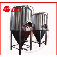 CE Stainless Steel Conical Fermenter Fermenting / Fermentation Alcohol Manufactures