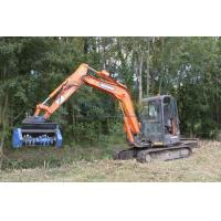 Accurate Hydraulic Hedge Cutter , Tree Pruning Machine Reliable Performance Manufactures