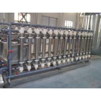 China Ion Exchange Water Treatment Machine , Industrial Water Filtration Equipment on sale