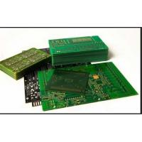 China 2 Oz Green Mask Impedance Control PCB Manufacturing Service 1.6MM Thickness on sale