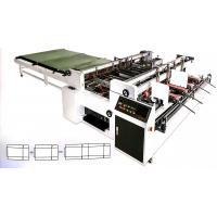 China High-Speed Semi-Automatic Ab Gluer Machine 2300/2600 for Corrugation board Pasting and Gluing on sale