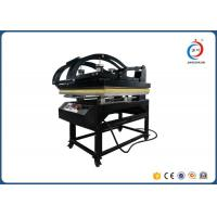 Quality Large Format Soccer Jersey Sublimation Heat Press Machine For Textile for sale