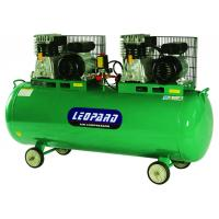 500L Tank Belt Driven Air Compressor 2080S-500L Two Electric Motors CE Approved Manufactures