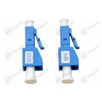 Bellcore Standare Fiber Optic Attenuator 5dB / 10dB Male To Female Type Easy Operate Manufactures