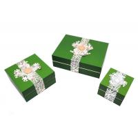 Custom Gift Packaging Box Wholesale Paper Gift Box with paper bag Manufactures
