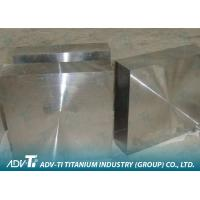 CP Titanium Forging Block Used For Chemical Industries Acc. ASTM B381 Manufactures