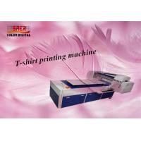 Quality Industrial Digital T Shirt Printing Machine High Fastness CE Certification for sale