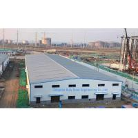 Steel Frame Builders Warehouse / Structural Steel Fabricators For Metal Buildings Manufactures