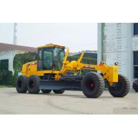 Custom D6114 ZG14B Motor Graders GR200 with ISO Certificate , 16T Payload for sale