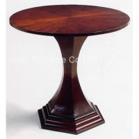 China Brown Modern Side Coffee Table Oak Wood End Tables With Drawers on sale
