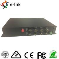 1 Channel RS485 Reverse Data 20km Single Mode 8 Channel SDI to Fiber Optic Converter Manufactures