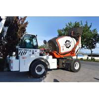China 3.5m3 Transportation Mobile Concrete Mixer Truck With Self Loading Concrete Motomixer on sale