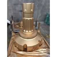 High Penetration DTH Drill Bits For NUMA Series , High Air Pressure DTH Hammer Manufactures