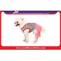 Knitted Cute Pet Clothes Pet Apparel & Accessories , Colorful Small Dogs Clothes Manufactures