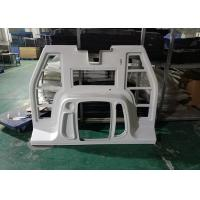 ABS Plastic Vacuum Forming Machine Parts Thermoforming Process Custom