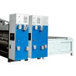 2 Color 3 Color Corrugated Box Printing Machine Flexo Printer Slotter Machine Manufactures