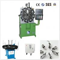 India CNC Spring Machine 0.2 - 2.3mm / Spring Forming Equipment Manufactures