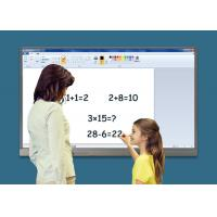 High Resolution Interactive Smart Board , Interactive Touch Screens For Schools Manufactures