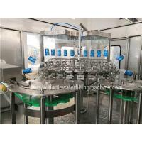 Fully Automatic Monoblock 3 In 1 Drinking Bottled Mineral Water Filling Machine Manufactures