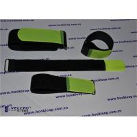 China Customized Heavy Duty Hook And Loop Straps Adjustable Metal Buckle Attached wholesale