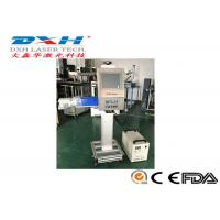 China Professional Automatic Laser Marking Machine Wood Etching Machine Co2 Laser Source on sale