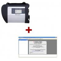 Wireless Star Diagnostic Tool MB SD Connect Compact 4 Plus Vediamo V05.00.05 Development and Engineering Software Manufactures