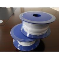 White Backing Adhesive PTFE Expand Tape , PTFE Expand Tape Food Grade Manufactures
