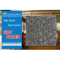 Modern Hotel Black And White Marble Mosaic Tiles Marble Floor Tiles Manufactures