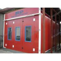 Car Spray Paint Baking Booth (BTD 7500) Manufactures