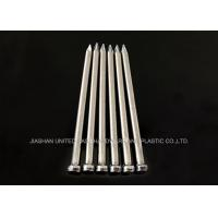 Smooth Shank Headless Brad Nails For Wooden Furniture Q195 / Q235 Manufactures