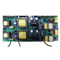 China Industry Green Power Supply PCB Board 4Mil Drilling Hole FR4 Material on sale