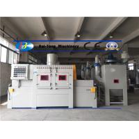 China High Capacity Wet Blasting Equipment Premium Steel Body With Cyclone Separator on sale