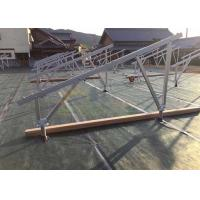 China High Flexibility Solar Mounting Structure For Large Scale Projects on sale
