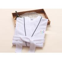 Environment Friendly Dying Luxury Bath Robes , Terry Towelling Dressing Gown Manufactures