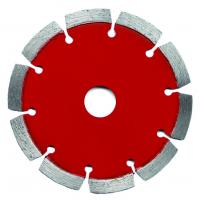 Quality Red Color Longlife Laser Welded Saw Blade For Concrete Block Gp Saw Blade for sale