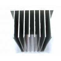 OEM / ODM Extruded Heat Sink Profiles , Aluminium Profile For Led Strips Manufactures